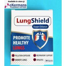 Lungshield Oxygen Enhancer Capsules 30's