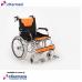 Ackermed Deluxe 18 inch Light Weight Aluminium Wheelchair