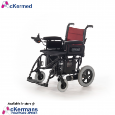 Endura Standard Electric Wheelchair 18inch/46cm *Available in-store @ Ackermans pharmacy