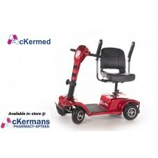 Ackermed 4 Wheel Scooter