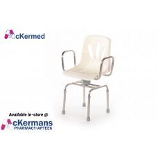 Ackermed Swivel Shower Chair