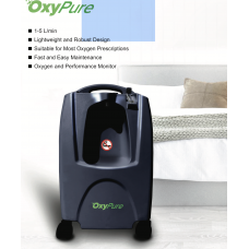 OxyPure Home Oxygen Concentrator