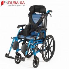 """Endura CP Recliner Wheelchair 17""""-44cm"""