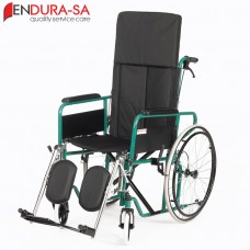 "Endura Eco Recliner Wheelchair 18""-46cm"