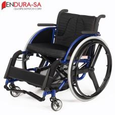 "Endura Sporty Alu Wheelchair 18""-46cm"