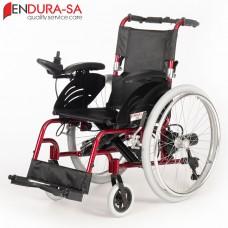 "Endura TraveLite 2.0 18""-46cm Electric Wheelchair"