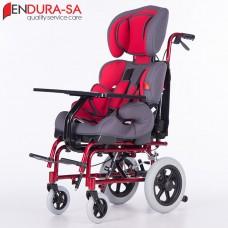 """Endura Recliner Car Seat Wheelchair 12""""-31cm"""