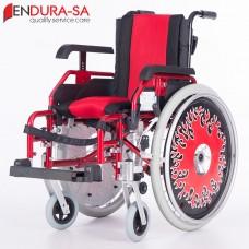 "Endura Kiddies Alu Wheelchair 14""-36cm"